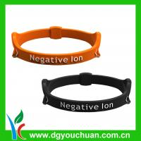 Most Special and Lovely Printed Silicone Bracelet / Sports Silicone Bracelets Manufactures