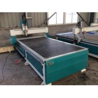 China Wood Cutting Woodworking CNC Machine With Vacuum Table / Cnc Router on sale