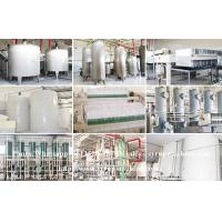 Buy cheap Stainless steel syrup machine used in liquid syrup manufacturing plant from wholesalers