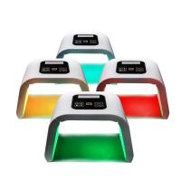 China 7 Colors Multifunction Beauty Machine LED Photon Mask Light Therapy PDT Lamp on sale