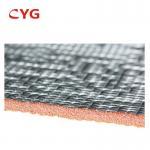 Fire Retardant Insulation Foam Heat Insulation Singlesided Adhesive Material Xpe Foam Manufactures