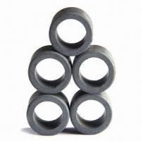 Hard ferrite magnets, diameter direction magnetized Manufactures