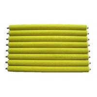 Industrial Nylon Bristle Solar Panel Cleaning Rotating Brush Easy Installation Manufactures