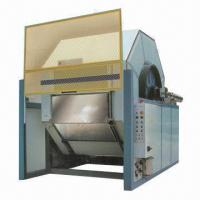 China Octagonal Stainless Steel Milling Drum Leather Tannery Machine, 900kg Capacity on sale