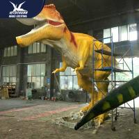 Waterproof Dinosaur Park High Quality Equipement Life Size Realistic Dinosaur Models Manufactures