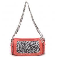 China 2011 Stylish PU material  ladies leather fashion Handbags from Korea G5222 on sale