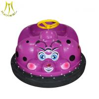 Hansel children amusement park coin operated electric large bumper car for sale Manufactures