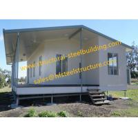 Prefabricated Module Readymade House Lightweight Sandwich Panel Residental Housing Units Manufactures