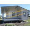 Prefabricated Module Readymade House Lightweight Sandwich Panel Residental Housing Units for sale