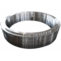 Chemical Polished 1.4006 Stainless Steel Forging Ring Manufactures