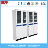 China Drug / Reagent Bottle Biology Lab Furniture 900 * 500 * 1800 Mm Size on sale