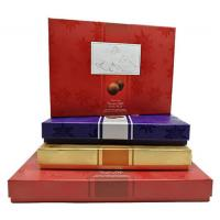 Luxury Paper Display Box Paper Card Inner For Food Packaging Manufactures