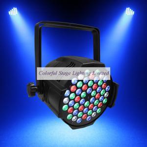 LED Par Can 54x3W Manufactures