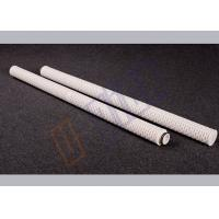 30 Inch Membrane Filter Cartridge / Cartridge Oil Filter With Glass Fiber Manufactures