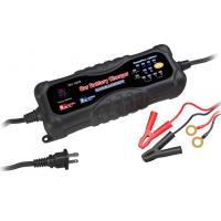 3A / 6A Smart Portable Car Battery Chargers 12V / 24V for lead-acid batteries Manufactures