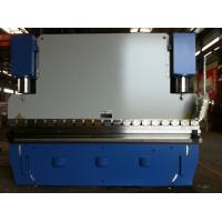 Quality Punch CNC Hydraulic Press Brake With CNC Control System 1000KN for sale