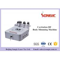Portable Home Use RF Ultrasonic Cavitation Slimming Machine For Body Shaping Manufactures