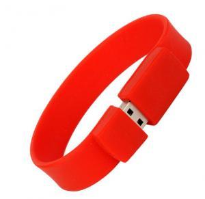 Silicon wristbands USB,stock USB Flash Drive,new U disk,4GB,8GB USB Flash Drive Manufactures