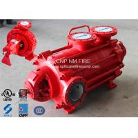 High Performance Fire Fighting Pump System With Electric Motor Driven 400GPM@9 Bar Manufactures