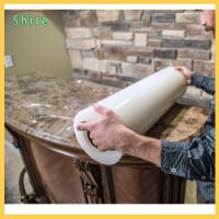 Transparent Marble Protection Film Protective Floor Covering For Decorating Manufactures
