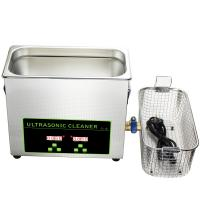 China 6.5L Benchtop Dental Ultrasonic Cleaner 40khz Lab Motor Oil Cleaning Equipment on sale