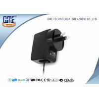 6W Australia Type 12v Power Adapter 500ma , RCM VI Switching Power Adapter Manufactures