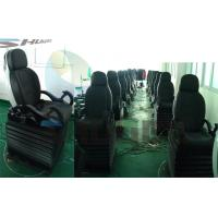 3 DOF Platform Colorful Leather Pneumatic Control System Motion Theater Chair Manufactures