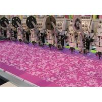 MAYASTAR Series Mixed Cording Embroidery Machine Manufactures