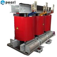 11 KV - 3150kVA Dry Type Transformer Low Noise Dry Type Cast Resin Transformer Manufactures
