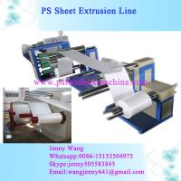 China One Time PS Foam  Food Box Making machinery on sale