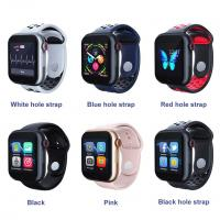 China Heart Rate Smart Sport Watch Android , Smartwatch With Sim Card Slot 2g Sim Tf Card on sale