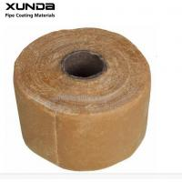 Pipe Corrosion Protection Denso Petrolatum Tape Single Sided Adhesive Waterproof for sale