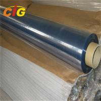 Clear Flexible PVC Sheet PVC Film Roll With 0.06mm-0.5mm Thick For Packing Bag Use Manufactures