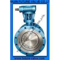 Triple Offset Flanged Butterfly Valve Manufactures
