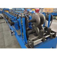 CZ Purlin Steel Profiled Interchangeable Metal Roll Forming Machine Fully Automatic
