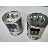 Clextral Evolum Ht32 Barrel Extruder Screws And Barrels HIP Material WR13 Linner for sale