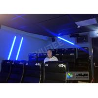 Stable And Mature 4D Cinema System With Construction Drawings And Related Technical Advice Manufactures