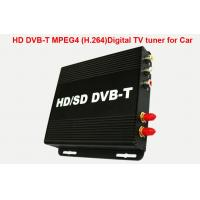 HD DVB-T MPEG4 (H.264) Digital Television Tuners with ISDB-T Standard  Manufactures