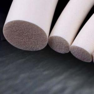 Custom Color Sponge Rubber Door Seal Strip/Silicone rubber seal strip Manufactures