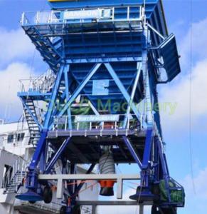 Bag Filter Dust Control Port Hopper For Bulk Material Discharging Manufactures