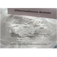 China Estrogens Series Steroids 99.9% Powder Chlormadinone Acetate for Hormonal Drugs on sale