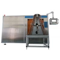 Heat Exchanger Vacuum Chamber Helium Leak Detection System 1g/a Leakage Rate 6min/pc Manufactures