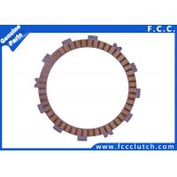 FCC Genuine Motorcycle Clutch Friction Plates For Honda CRF450R 22201-MEB-670 Manufactures