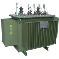 China S11-M Dual Voltage (20-10KV) Oil-Immersed Transformer on sale