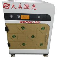 Large Scale 3d Glass Crystal Laser Engraving Machine 532nm With Fasten Speed Manufactures