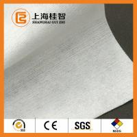 China Unbleached Non Woven Cotton Fabric Grey Twill Fabric for Uniforms Overalls on sale