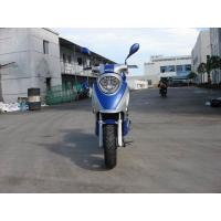 150cc Mini Scooter With Cvt Forced Air Cooled Engine , Front Disc Rear Drum Brake Manufactures