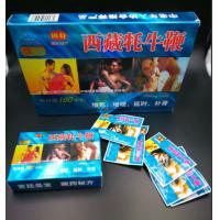 China Tibet Mao Niu Bian 100% Natural Male Enhancement Pills 3800mg Long Last 180 Hours on sale