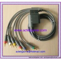 Xbox360 Component HD AV cable xbox360 game accessory Manufactures