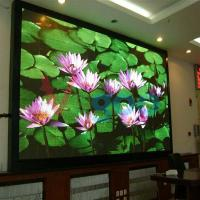 China Customized P10 Full Color Led Display Screen For Television Relay / Event Show on sale
